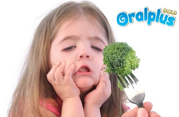 hậu quả khi trẻ biếng ăn