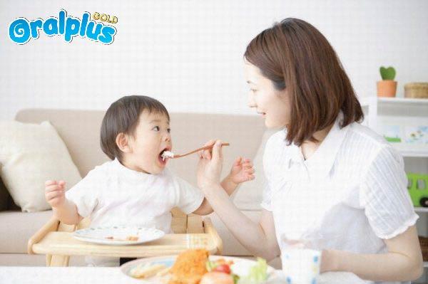 món cháo dinh dưỡng cho trẻ biếng ăn